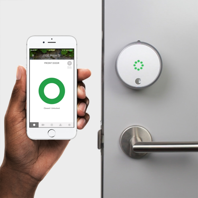 Smart Lock Pro + Connect