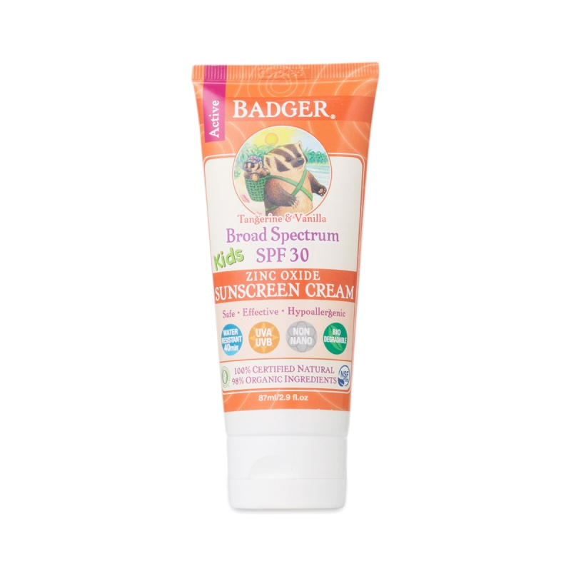 Kids Sunscreen Cream SPF30