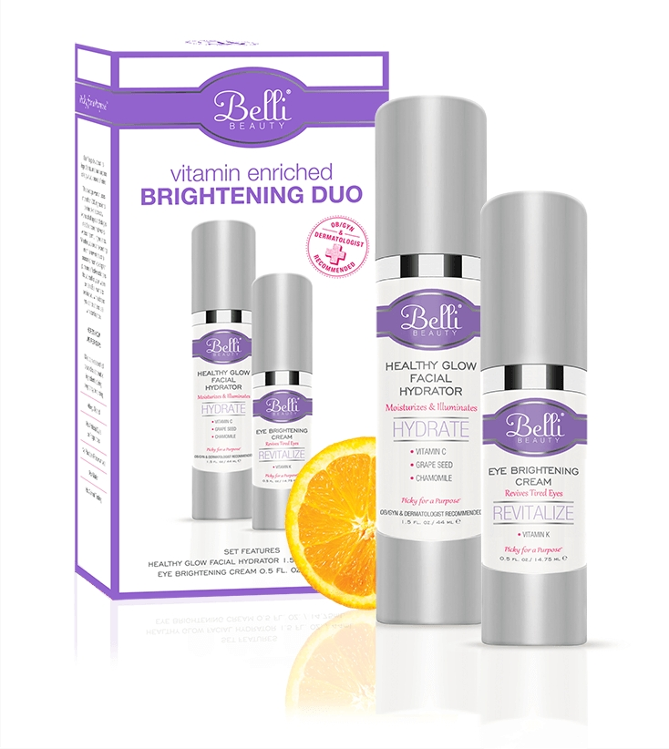 Vitamin Enriched Brightening Duo