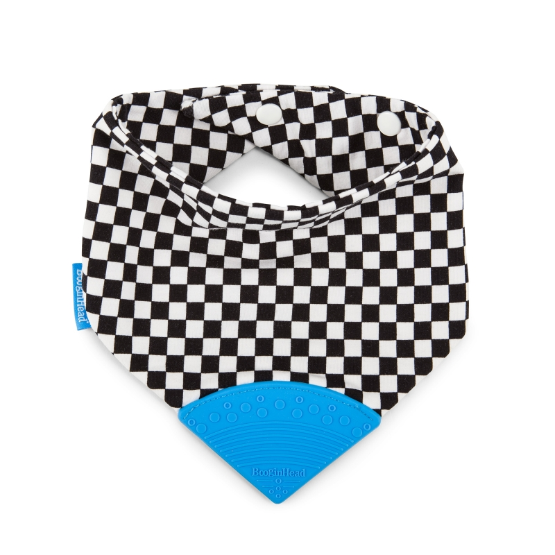Skater Teether Bib