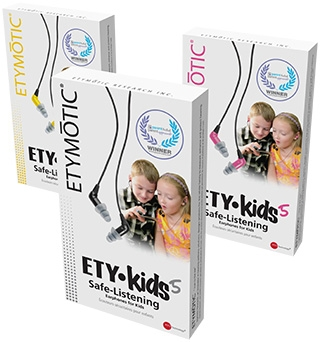 ETY•Kids® Earphones
