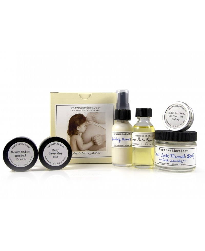 New & Nursing Mothers Gift Set