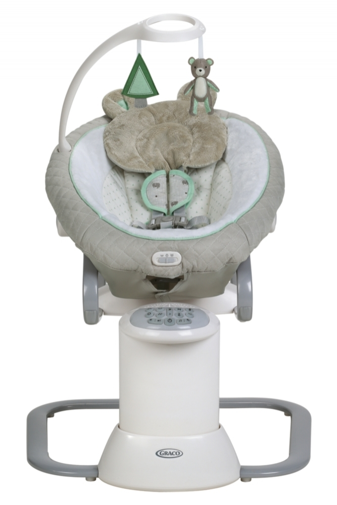 EveryWay Soother with Removable Rocker