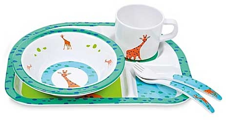 Wildlife Dish Sets