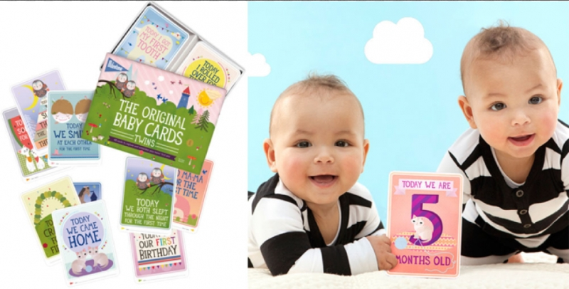 Baby's First Year Cards