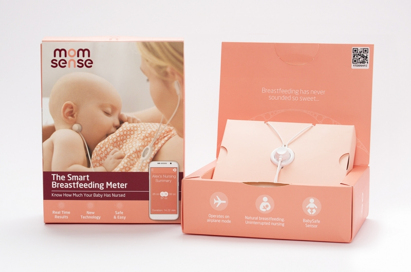 Smart Breastfeeding Meter