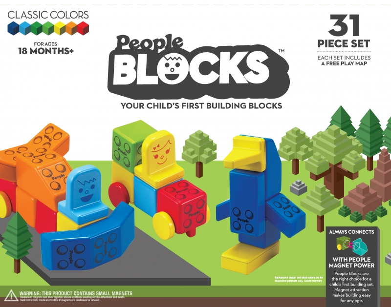 People Blocks
