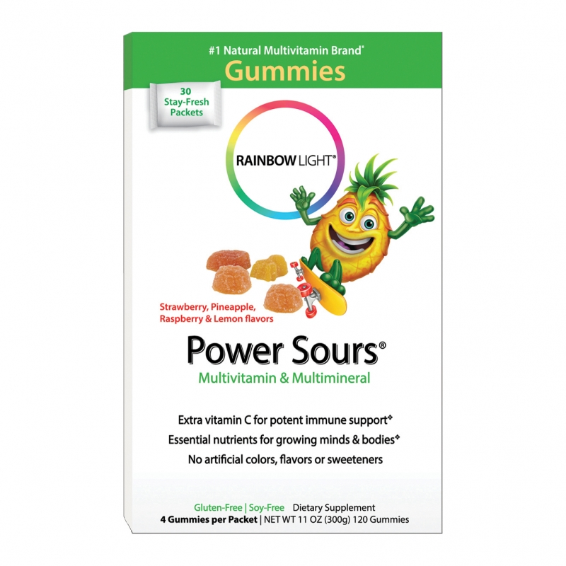 Power Sours® Multivitamin & Mineral