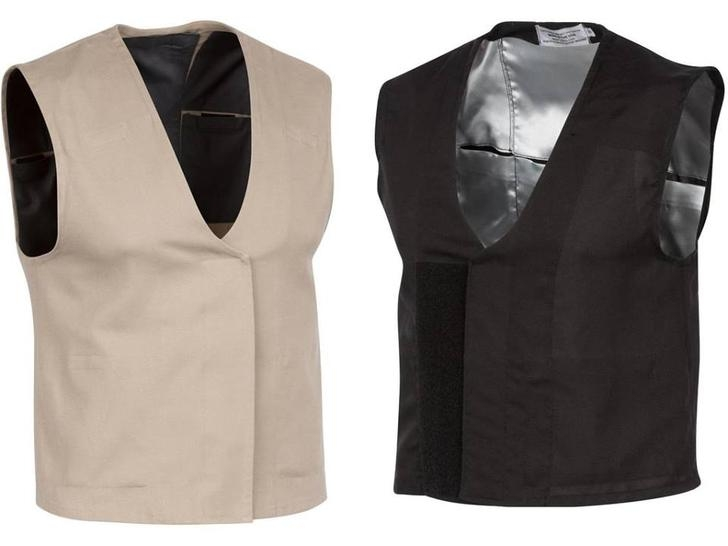 The Cold Shoulder Weight Loss Vest