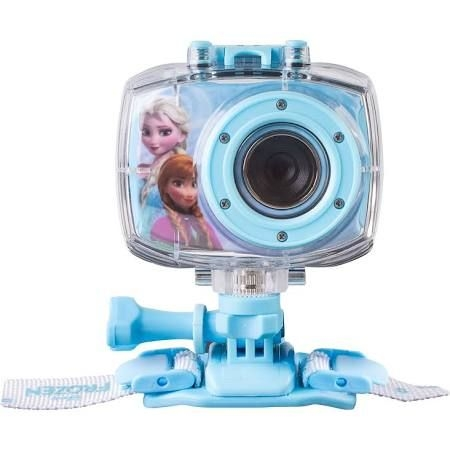 Frozen-Themed HD Action Camera