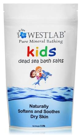 Kids Dead Sea Bath Salts