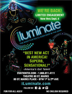 Click here to go to the Illuminate Ad website