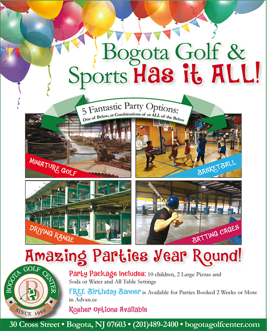 Click here to go to the Bogota Golf Center website