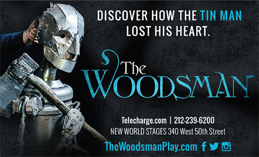 Click here to go to the The Woodsman website