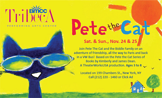 Click here to go to the Tribeca Performing Arts Center website
