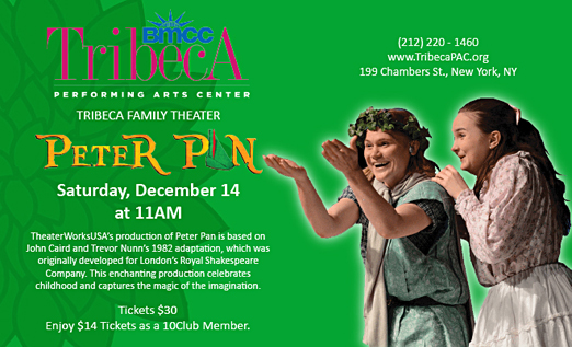 Click here to go to the Tribeca Performing Arts Center_PeterPan website