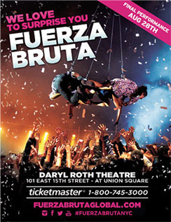 Click here to go to the Fuerza Bruta website