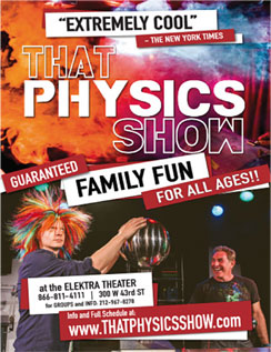Click here to go to the That Physics Show website