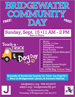 Click here to go to the JCC Touch a Truck website