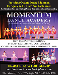 Click here to go to the Momentum Dance Academy website