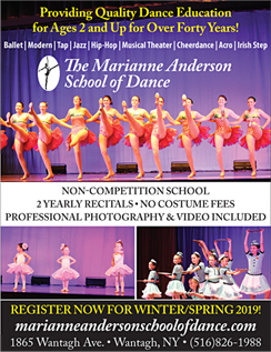 Click here to go to the Marianne Anderson School of Dance website