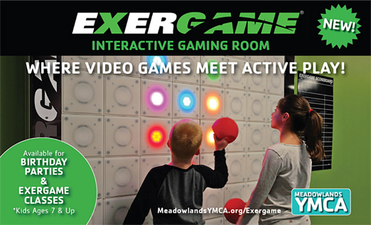 Click here to go to the Meadowlands YMCA_Exergames website