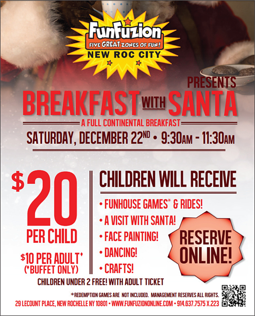 Click here to go to the FunFuzion_Breakfast with Santa website