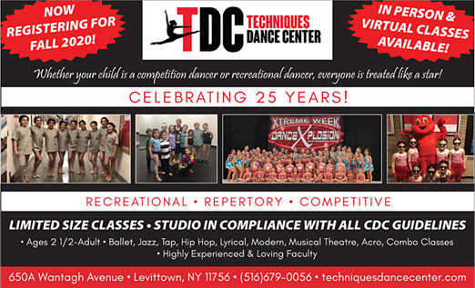 Click here to go to the Techniques Dance Center website