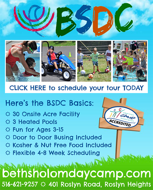 Click here to go to the Beth Sholom Day Camp website