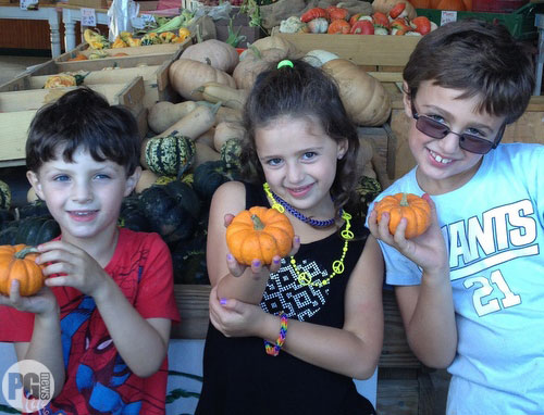 Eli G, Addie B & Alex B from Dix Hills, NY