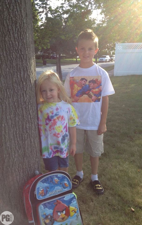Lucas & Skylar A from Levittown, NY