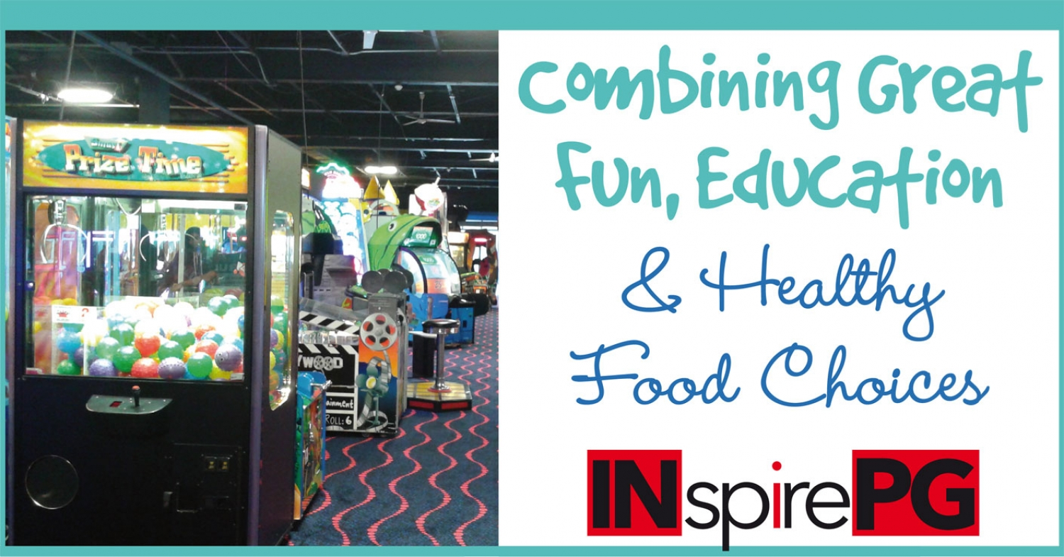 combining great fun education and healthy food choices