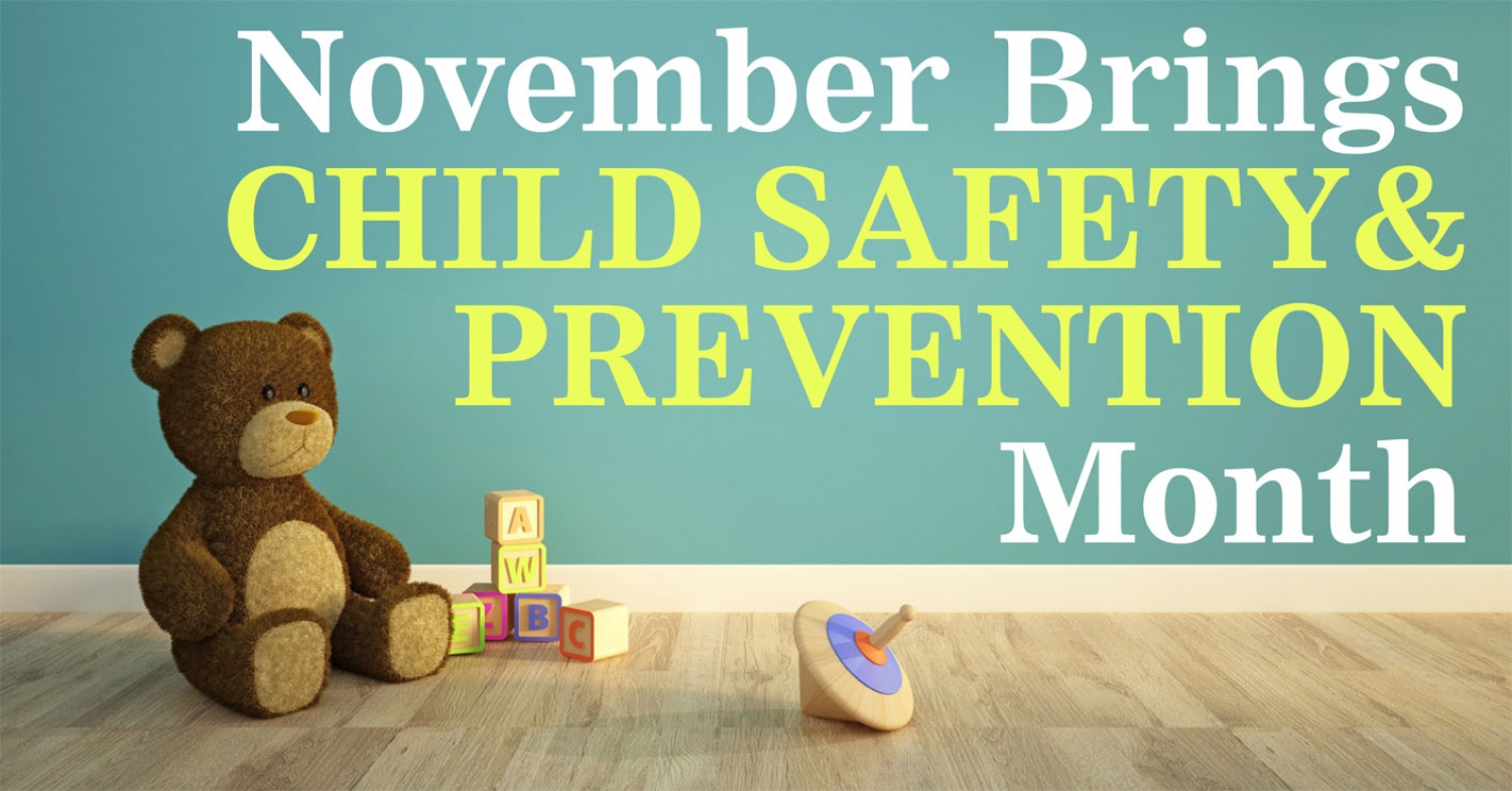 November Brings Child Safety Prevention Month Parentguide News