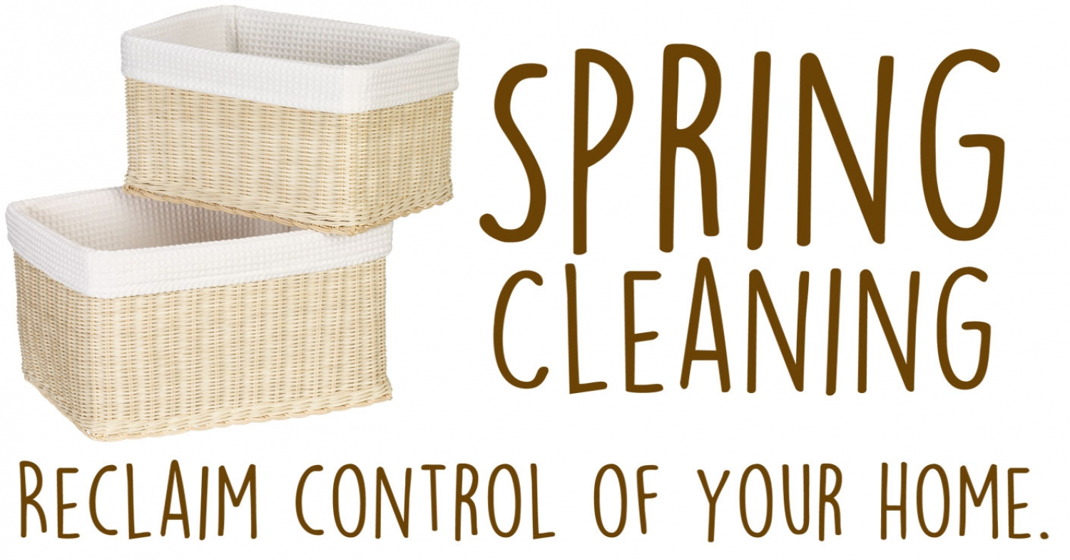 articles pertaining to spring and coil cleaning