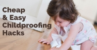 Cheap And Easy Childproofing Hacks