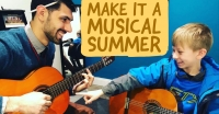 Make it a Musical Summer
