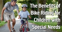 The Benefits of Bike Riding for Children with Special Needs