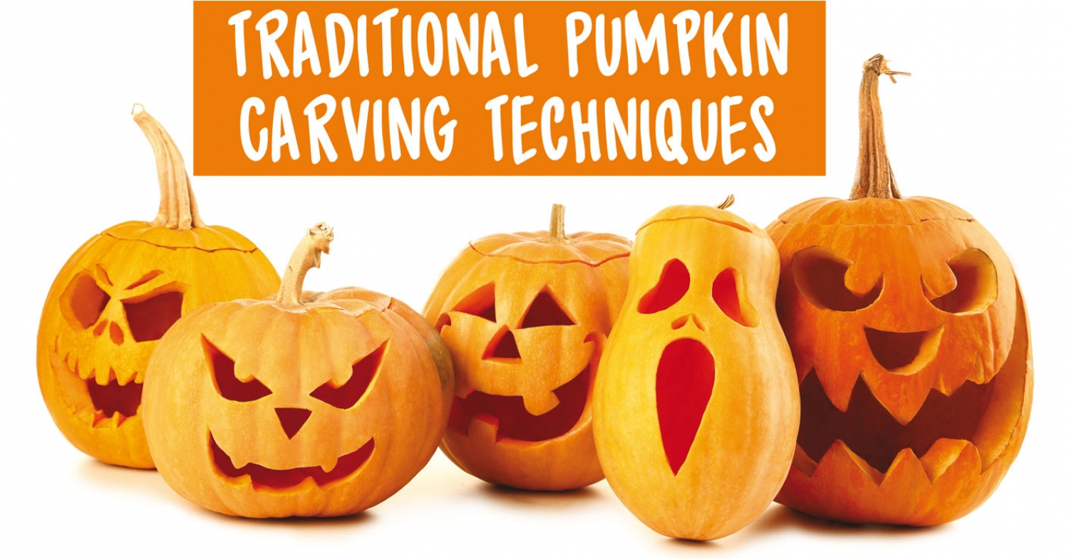 traditional pumpkin carving techniques parentguide newshere they are, the very essentials of pumpkin carving! by following these steps that you probably had down pat when you were a kid, you can get carving with