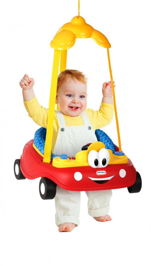 Little Tikes By Diono Cozy Coupe Doorway Jumper For Our